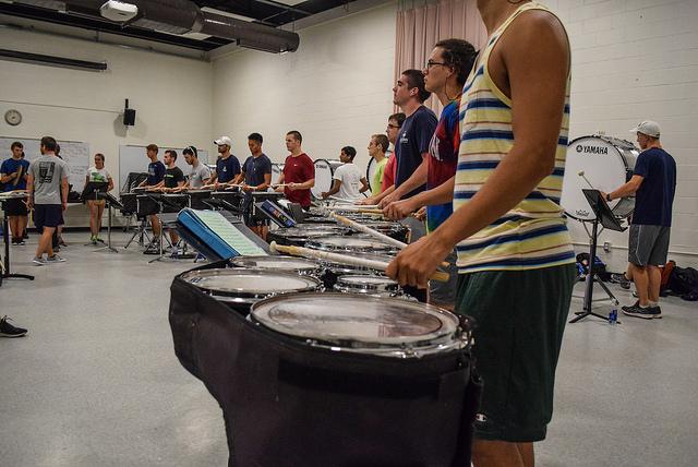 Audition Information - UConn Drumline